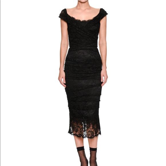 Dolce & Gabbana Dresses & Skirts - D & G Dolce & Gabanna Sheer Mesh Dress